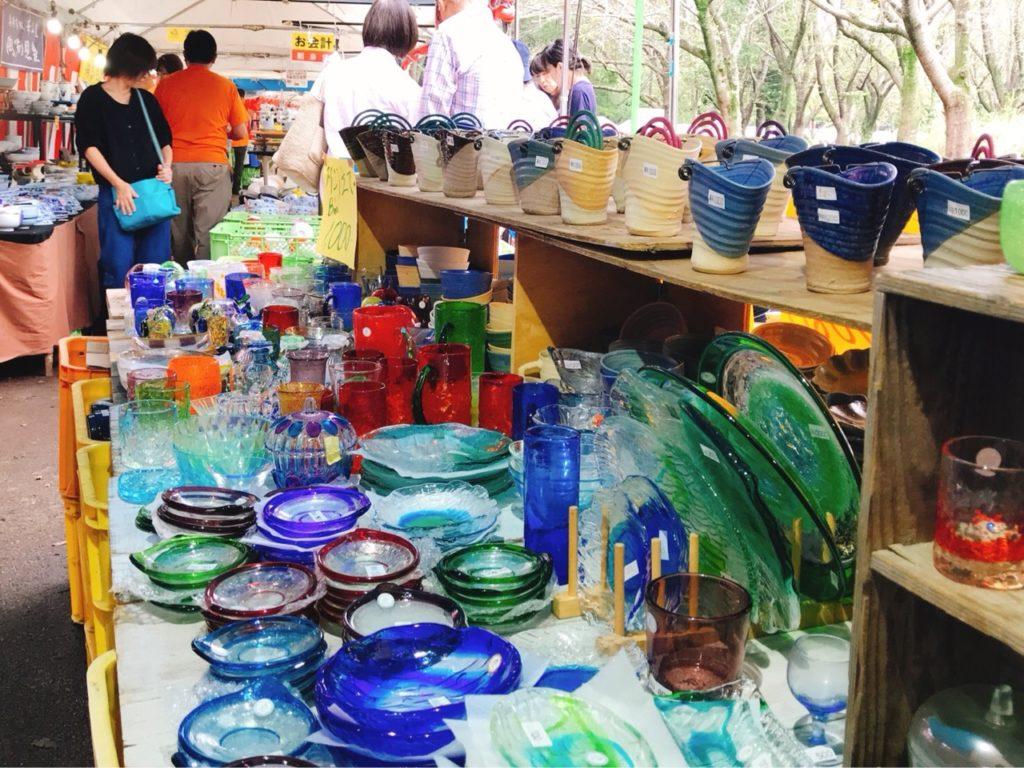 全国大陶器市2018千葉青葉の森公園