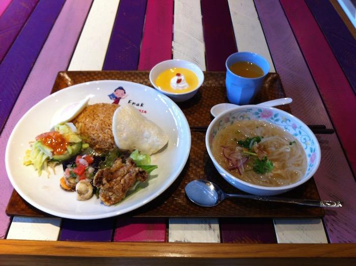 食神インドネシアプレート